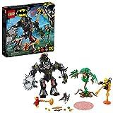 LEGO DC Batman: Batman Mech vs. Poison Ivy Mech 76117 Building Kit (375 Pieces)