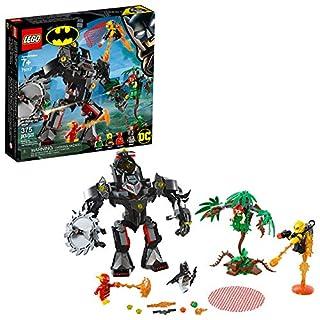 LEGO DC Batman: Batman Mech vs Poison Ivy Mech 76117 Building Kit (375 Pieces)
