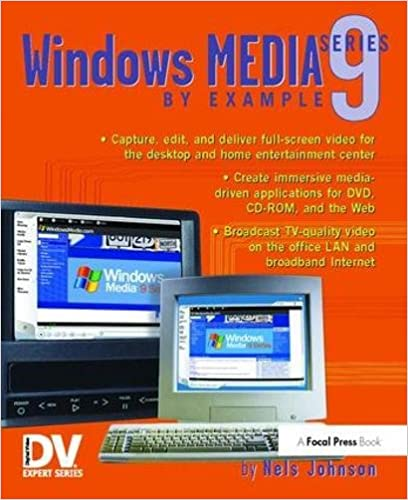 Book Windows Media 9 Series by Example