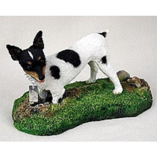 Rat Terrier Figurine - MyDog - Figurine Rat Terrier