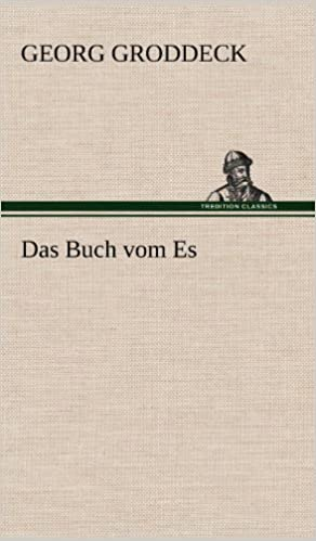 Book Das Buch Vom Es (German Edition)