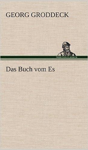 Das Buch Vom Es (German Edition)