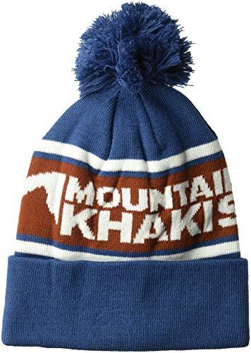 Mountain Khakis Wrap Logo Beanie, Twilight, One Size