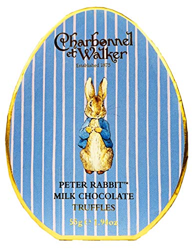 Charbonnel et Walker Peter Rabbit Milk Chocolate Truffles Petite Gift Box