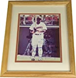 Tony Gwynn Hand Signed Autographed 8X10 Photo Personalized To Steve Framed