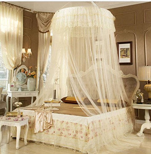 FamilyShop Antique Princess Mosquito Curtains product image & The Best Mesh Bed Canopy - See reviews and compare