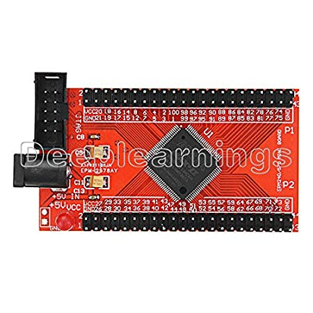 FidgetKute MAX II EPM240 CPLD Minimum System Core board Development board NEW show One
