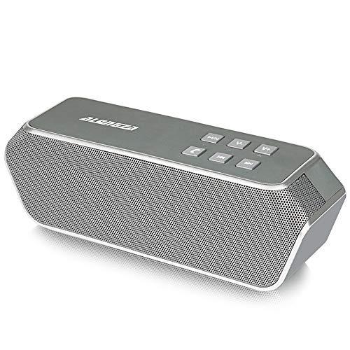 Tv Speakers Sound Bar, 35 Inch 80W 3.0 Channel Speaker, Wireless & Wired Bluetooth 4.2 Floor Speaker, Home Theater Surround Sound Speaker (Black3)