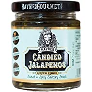 Haynes Candied Jalapenos - Made in Britain