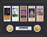 Highland Mint Dallas Cowboys Super Bowl Champions