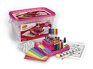 Amazon.com: Crayola Fabulous Art Kit, Amazon Exclusive