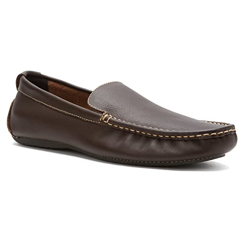 Orthaheel - Mocasines para Hombre, Color marrón, Talla 8,5: Amazon.es: Zapatos y complementos
