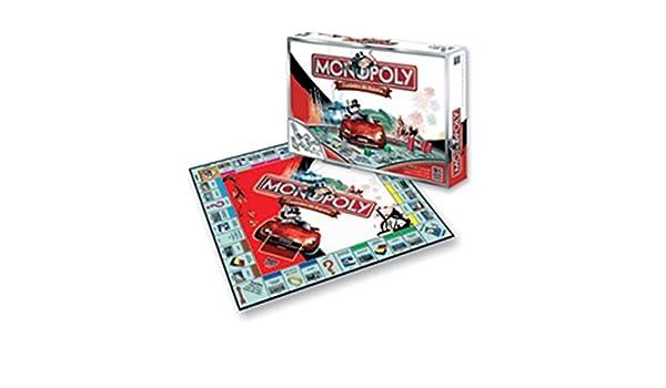 Hasbro Monopoly Ciudades de Espana: Amazon.es: Juguetes y juegos