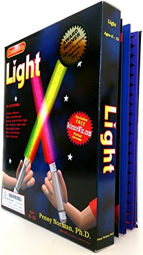 ScienceWiz / Light Experiment Kit (Science Experiments Light)