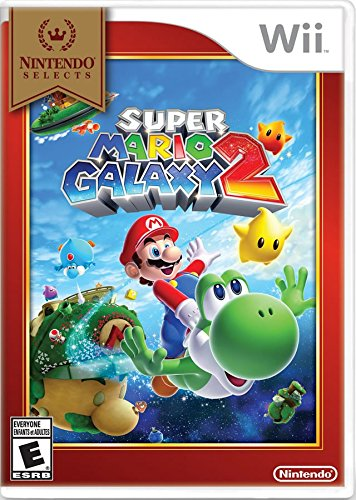Nintendo Selects: Super Mario Galaxy 2 (Light Galaxy Super Mario)