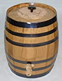 Kombucha Brewing Charred Oak Barrel (10 Liter)