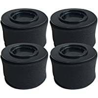 Think Crucial 4 Replacement for Bissell Dust Cup Filter Fits PowerEdge,Compatible With Part # 54A2, Washable & Reusable