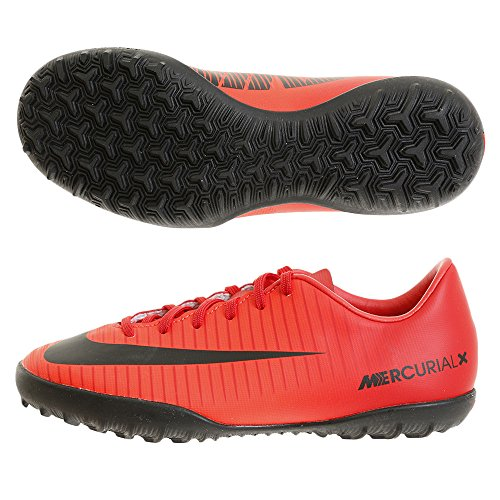Vapor Red Unisex Sneaker University Mercurial Erwachsene 831949 TF Nike Black 616 X Jr brigh Xi wTqg7I4