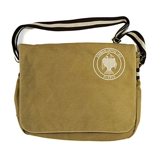 Sahara Vintage Loved Stromberg Bag Me Spy Despatch Lines The Shipping Who Canvas qxBF6OTP