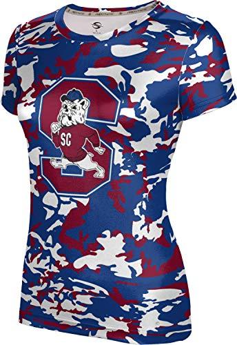 ProSphere Women's South Carolina State University Camo Shirt (Apparel) 9C2F ()