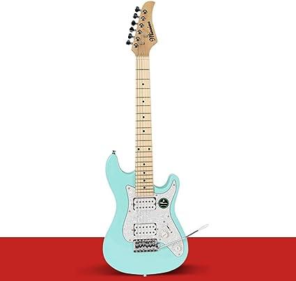 Miiliedy Guitarra eléctrica para niños Práctica para principiantes ...