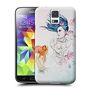 Unique Phone Case Impression painting Broken Melodies Hard Cover for samsung galaxy s5 cases-buythecase