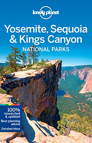 Lonely Planet Yosemite, Sequoia & Kings Canyon National Parks (Travel Guide) (Mule Saddle Trail)