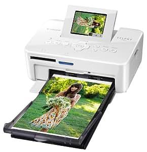 Canon Selphy CP 810 - Impresora fotográfica, Blanco (importado)