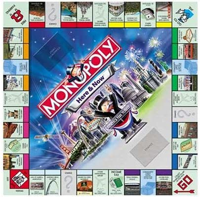 Monopoly: Here and Now Edition: Amazon.es: Juguetes y juegos