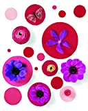 Nouvelles Images New imagesaffiche 40x50cm red Spots/Dots/Rote Punkte