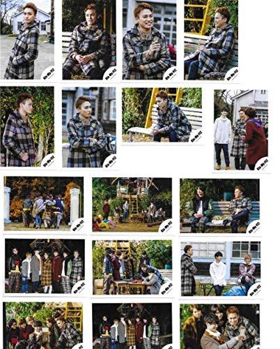 Kis-My-Ft2 君を大好きだ MV&ジャケ 撮影 オフショット 公式 写真 17枚フルセット 二階堂高嗣   B07QMK63BM