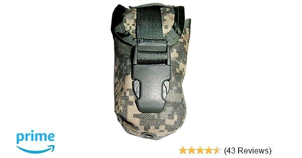 Amazoncom Usgi Us Military Molle Ii Acu Flashbang Grenade Pouch