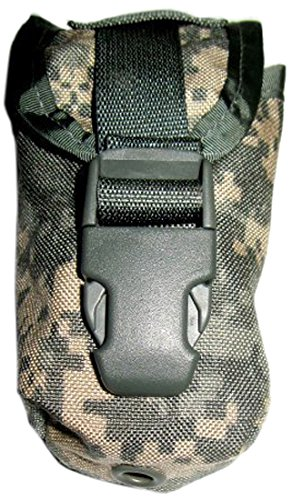 USGI US Military Molle II ACU Flashbang Grenade Pouch