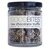 GoodBites Mini Raw Chocolate Truffle - 5 ounce Jar