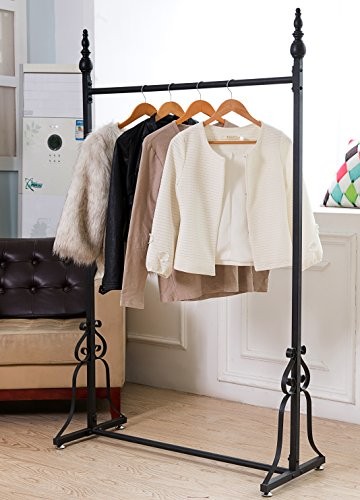 Vintage Garment Freestanding Clothing Hanging