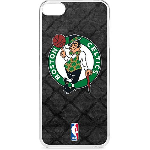 Skinit NBA Boston Celtics iPod Touch 6th Gen LeNu Case - Boston Celtics Dark Rust Design - Premium Vinyl Decal Phone Cover (Celtics Snap Boston)