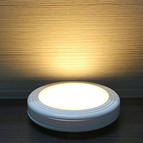 Onever motion sensor led light battery power led wall lights stick onever motion sensor led light battery power led wall lights stick anywhere night light for audiocablefo