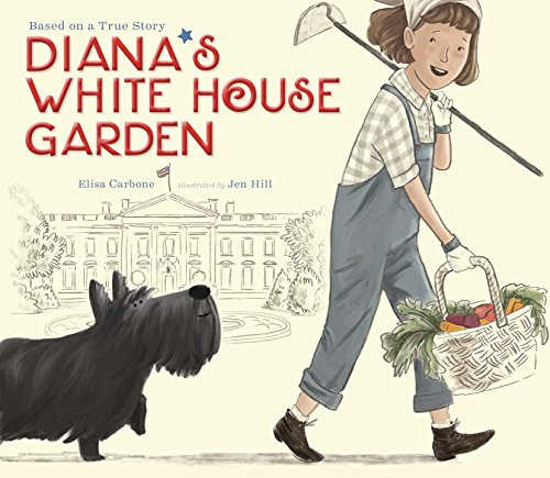 Dianas White House Garden Carbone product image