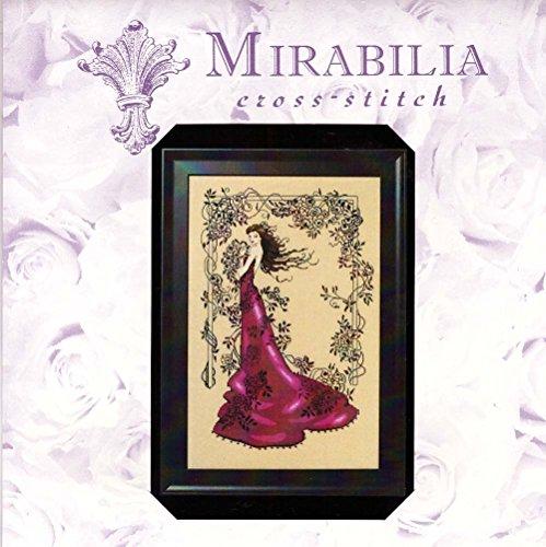 Mirabilia Counted Cross Stitch Chart Pattern ~ LADY OF MYSTERY #152