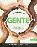 img - for Gente: nivel b sico, 2015 Release and MySpanishLab with Access Carde for the etext (3rd Edition) book / textbook / text book