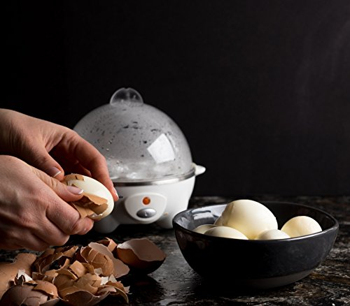 Bellemain ZDQ-70A UIUIUS Multi-Function Cooker Boils Eggs, Mak, 6.3 x 7.3 x 7.75 in in, White by Bellemain (Image #7)