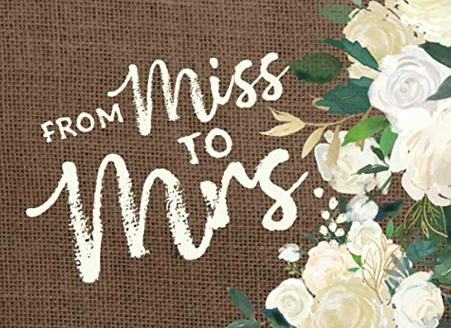 Rustic Shower - From Miss To Mrs: Cute Rustic