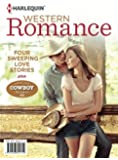 Harlequin Western Romance: Four Sweeping Love Stories
