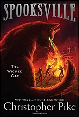 The Wicked Cat (Spooksville Book 10)