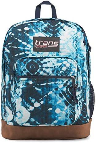 Trans by JanSport 17 Backpack – Indigo Shibori