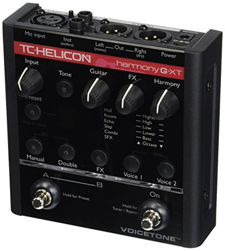 Helicon VoiceTone Harmony G Effects Processor