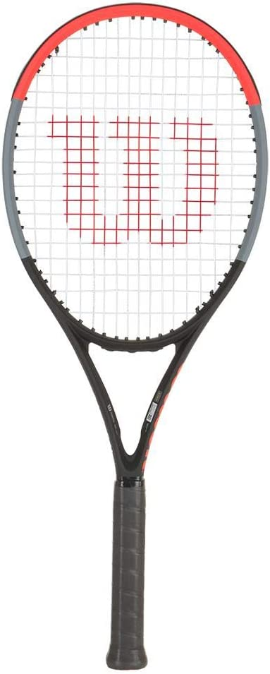 Wilson Clash 100L テニスラケット  4 1/8-inch