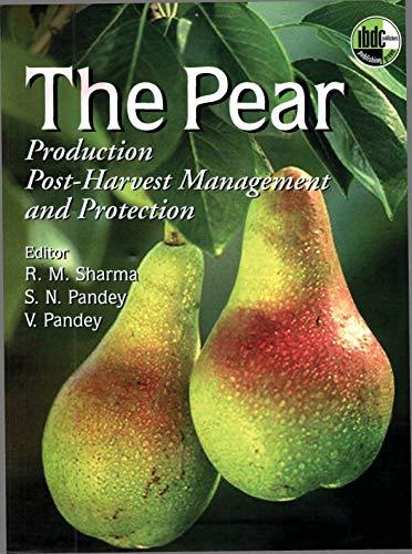 - Pear: Production: Post-Harvest Management And Protection
