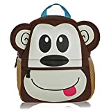 Toddler Backpack for Kids / Little Kid Lunch Bag / Cute Backpack for Toddlers - By Kinpack