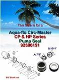 Aqua-Flo CIRC-MASTER CP & HP Series Pump Seal 92500151